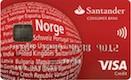 Santander Red Kort