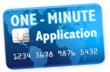 one minute application